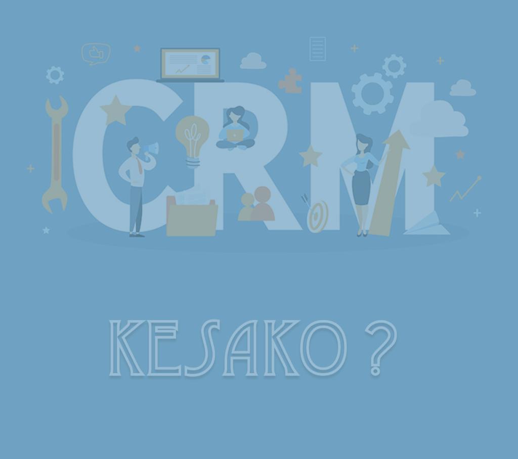 Le CRM, c'est quoi ?